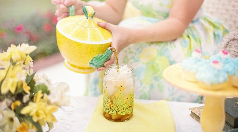 Summer Tea Party UHD