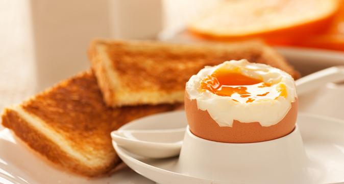 jajko na miekko