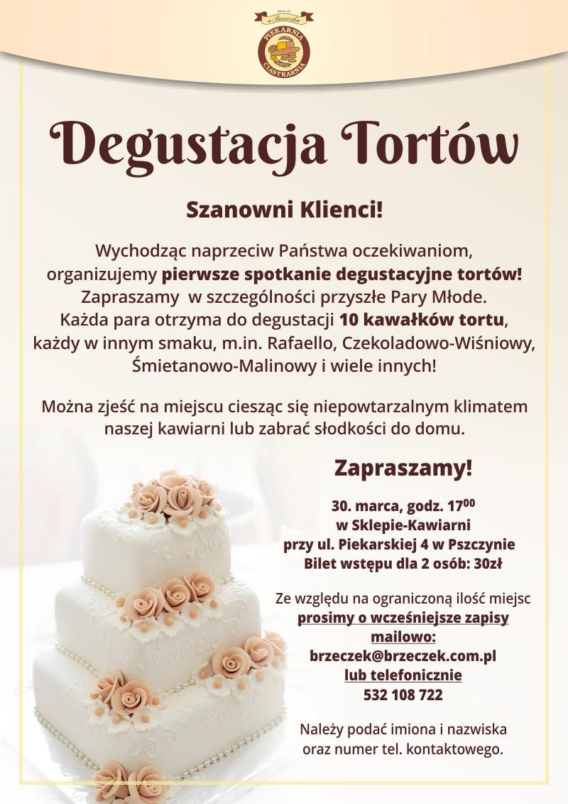 plakat A3 degustacja